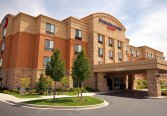 Springhill Suites Hotel, Downtown Salt Lake City